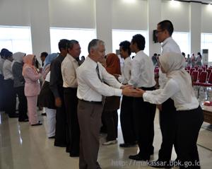 Makassar, Selasa 6 September 2011. Masih dalam suasana Hari Kemenangan